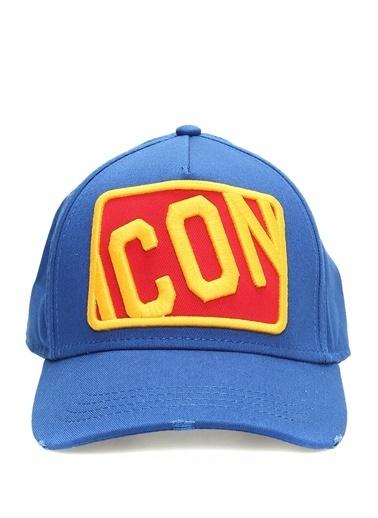 Dsquared2 Şapka Mavi